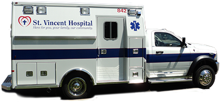 LifeLine Ambulance Sales, Various Models, Emergency Vehicles
